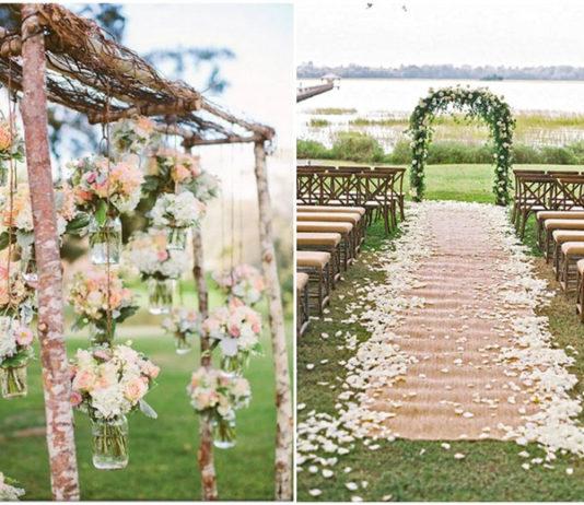 25 Must See Drop-dead Rustic Wedding Ideas