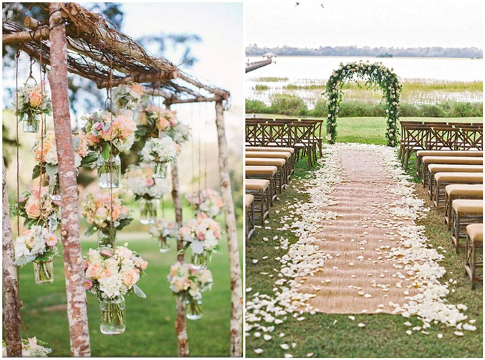Must See Drop-dead Rustic Wedding Ideas