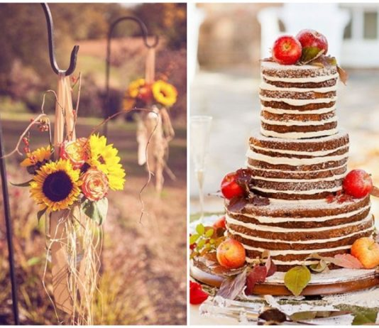 5 Awesome Fall Wedding Themes You Cannot Miss!
