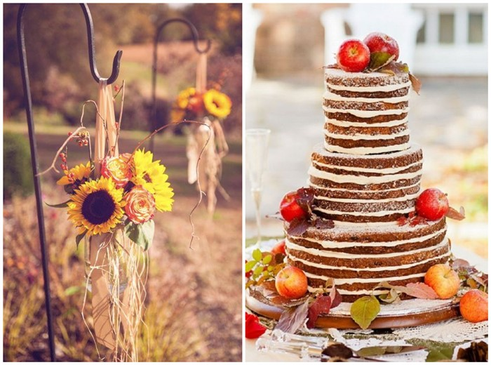 Awesome fall wedding themes you cannot miss 5 awesome fall wedding themes you cannot miss junglespirit Images