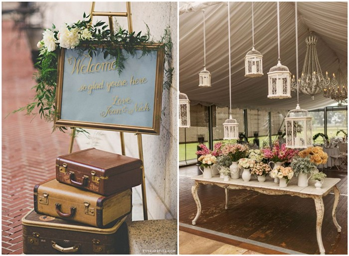 Chic Vintage Wedding Ideas You Can\'t Say No To!