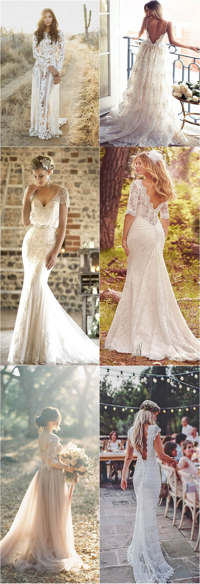 Shabby chic vintage wedding ideas you cant say no to vintage dresses to rock your wedding junglespirit Choice Image