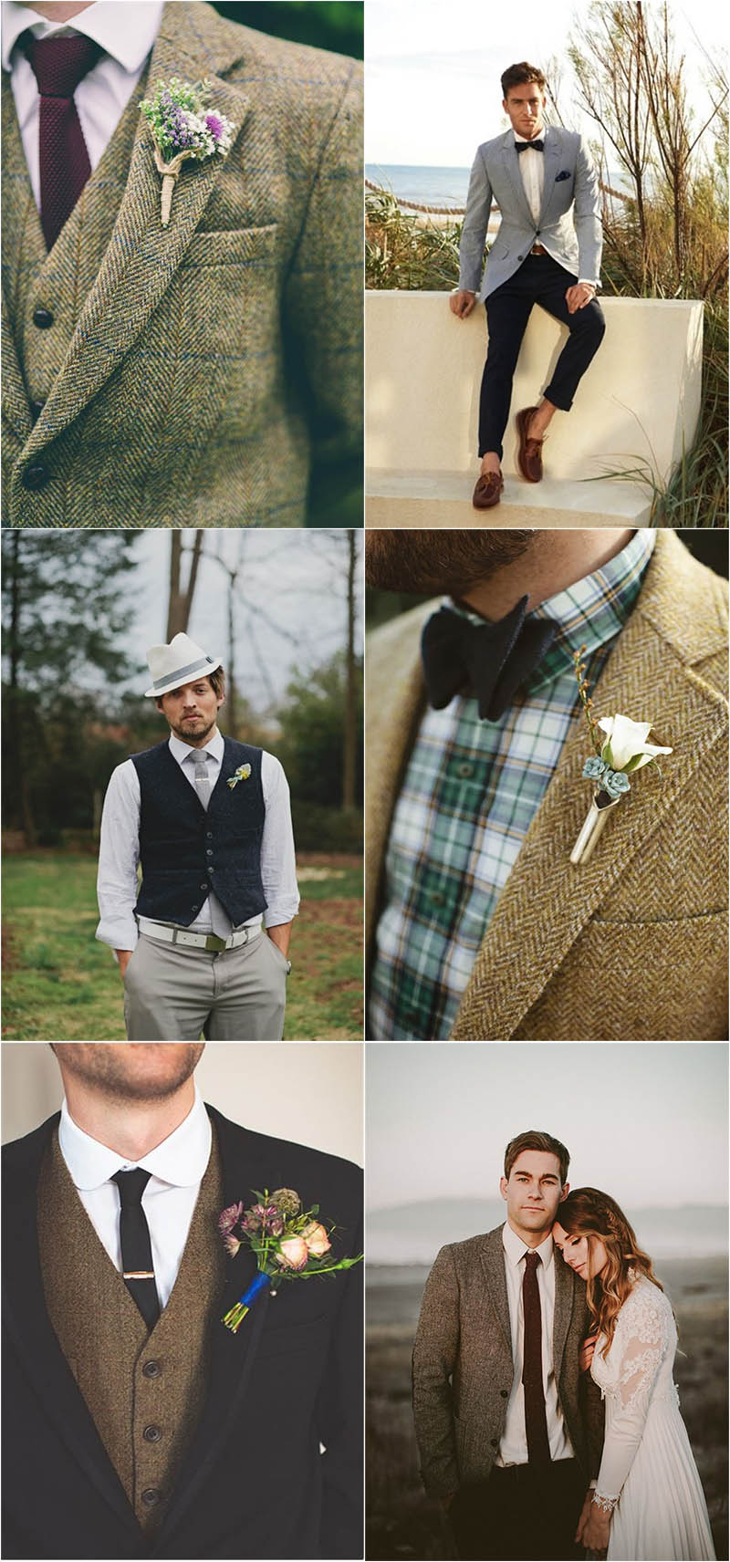 vintage groom suit ideas for the big day
