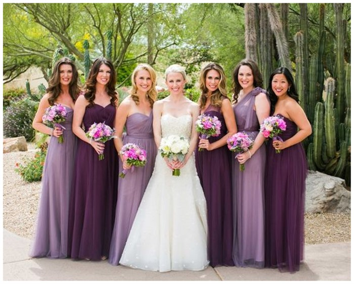 Color Of The Year 2018 Violet Wedding Ideas To Inspire