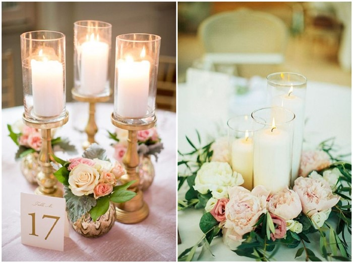 Top 5 stylish wedding centerpieces ideas for 2018 junglespirit Images