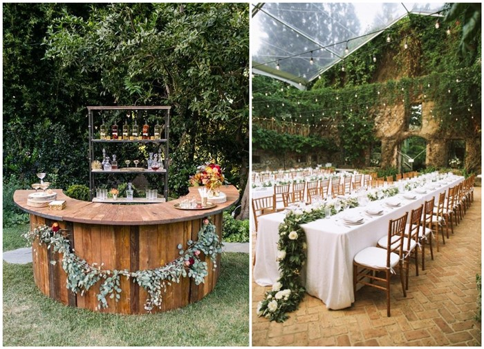 30 outdoor wedding decoration ideas wow your guests junglespirit Image collections