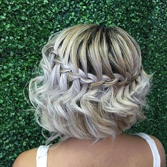 18 Stylish Wedding Hairstyles For Short Hair Mrs To Be