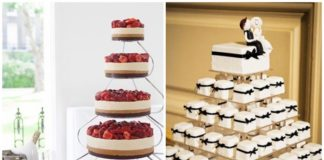 Wedding Cake Alternatives to Consider