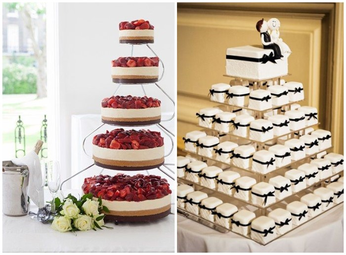 19 Mouth Watering Wedding Cake Alternatives To Consider