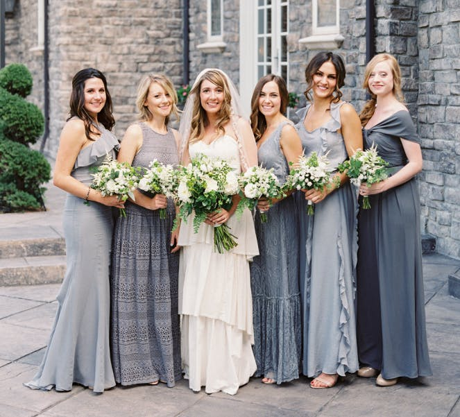 82e3ccea08e6 18 Reasons Why We Love Mismatched Bridesmaid Dresses