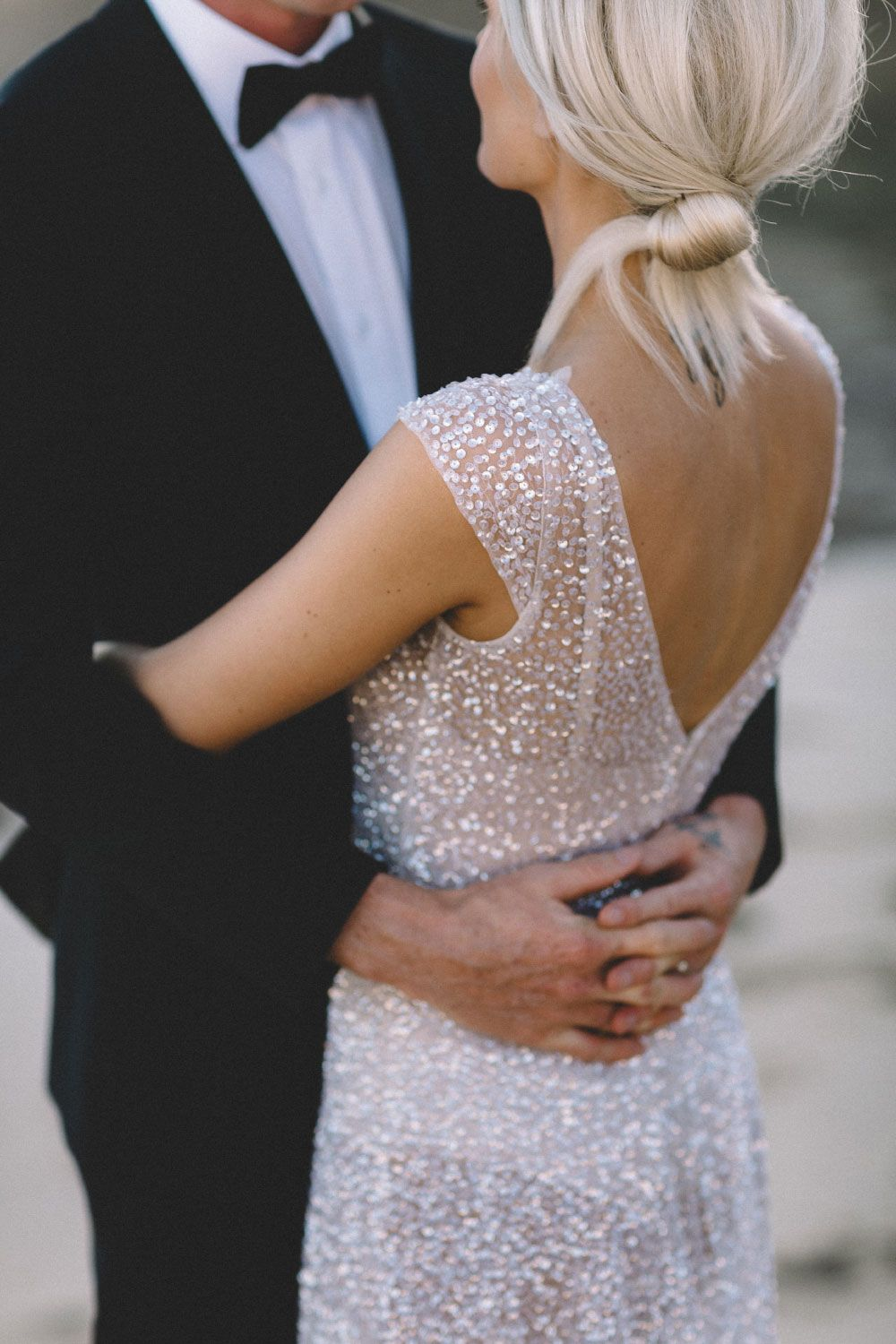 Gorgeous Embellished Wedding Dresses