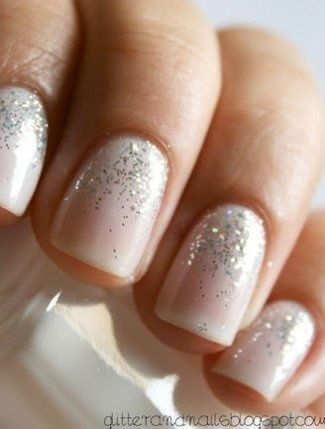 Our Favorite Wedding Nails From Pinterest