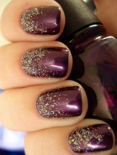 Gorgeous Winter Nail Fashion Style
