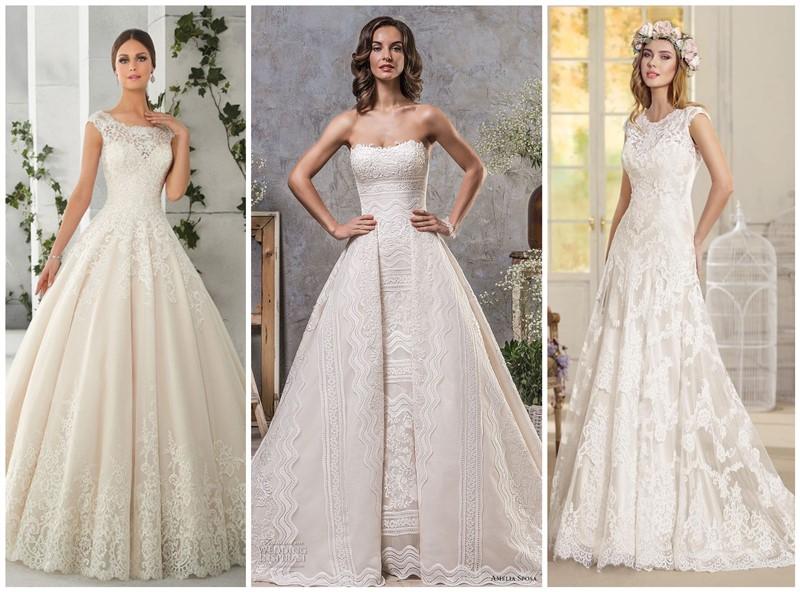 For Senior Brides Wedding Dresses