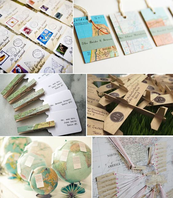 34 Awesome Ideas For Travel Themed Weddings Mrs To Be