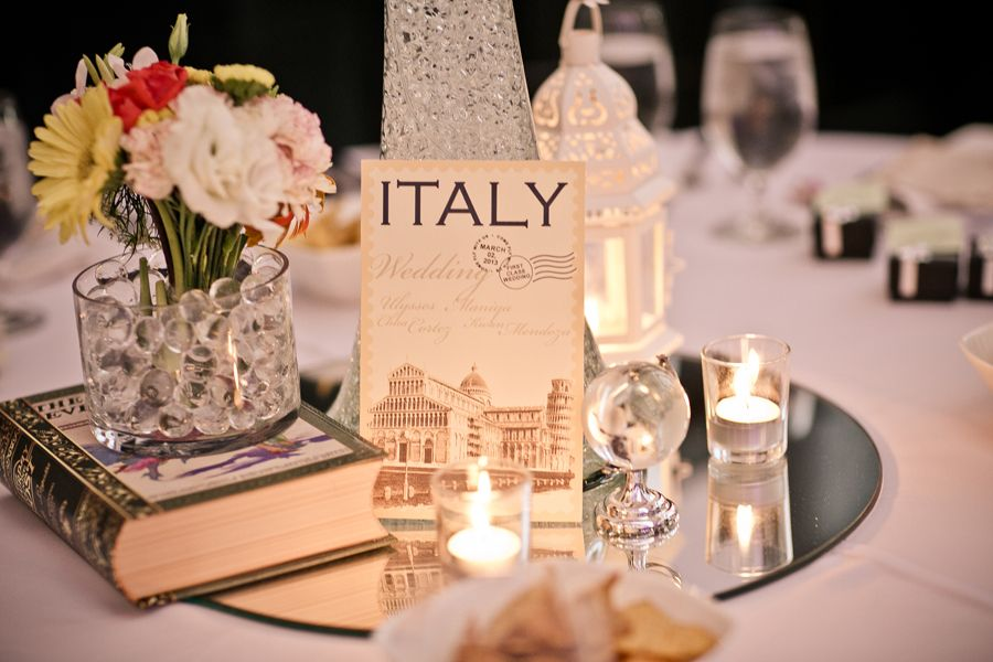 34 Awesome Ideas for Travel-Themed Weddings | Mrs to Be