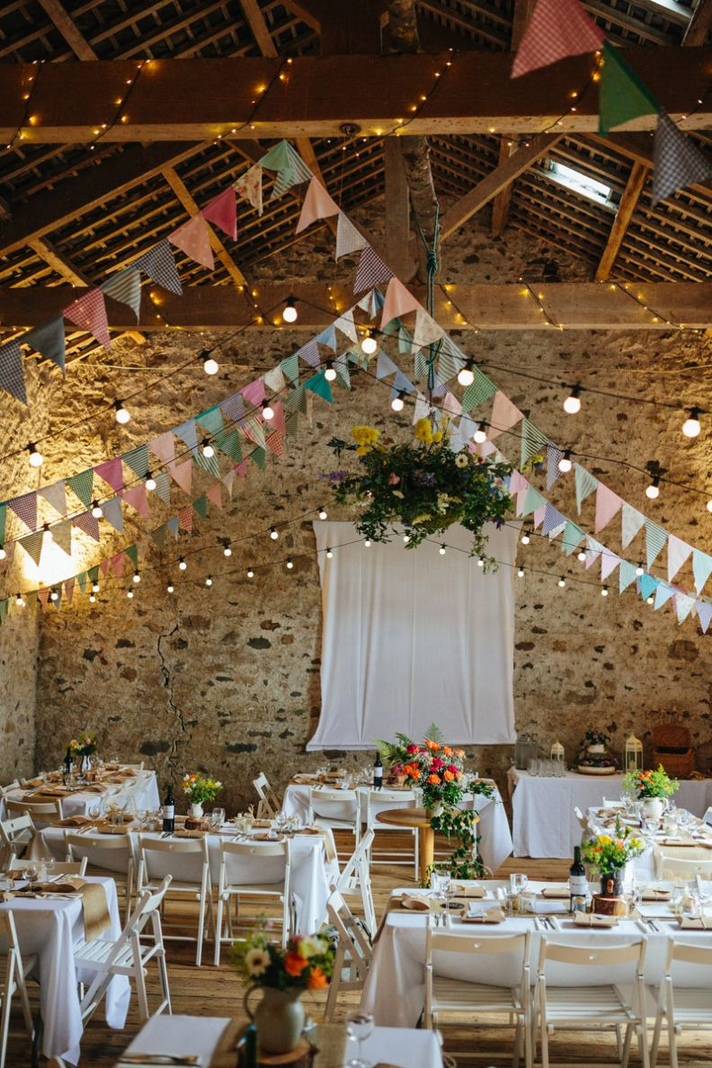 Beautiful Wedding Bunting Ideas for your Big Day