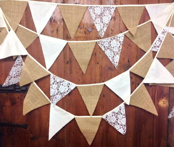 35 Beautiful Wedding Bunting Ideas for your Big Day | Mrs to Be