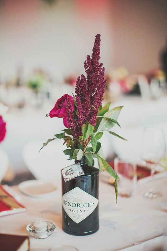 Creative Wedding Table Centrepiece Ideas To LOVE