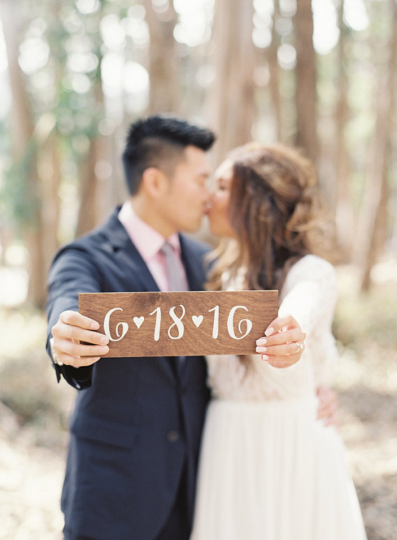 Creative and Unique Save The Date Photo Ideas