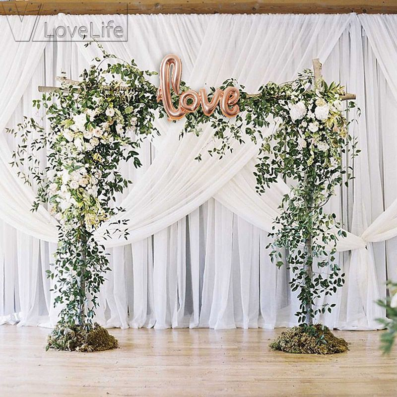Indoor Wedding Backdrop Ideas