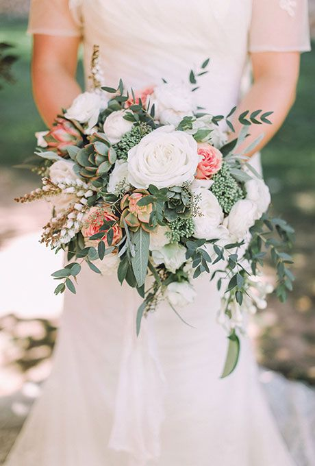 Inspiring Floral and Greenery Wedding Ideas for 2019