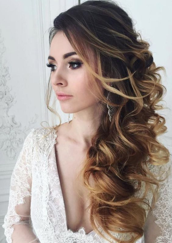 Wedding Hairstyles for Long Hair That Really Inspire