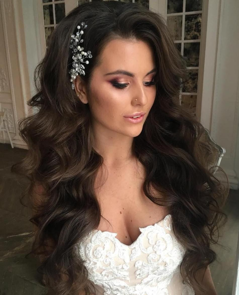 Hairstyles For Girls For Wedding: 40+ Wedding Hairstyles For Long Hair That Really Inspire