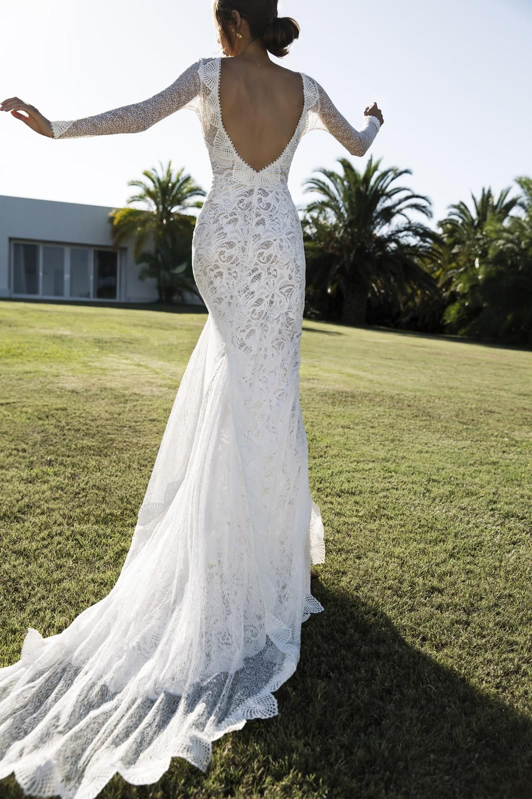 The best influencer wedding dresses