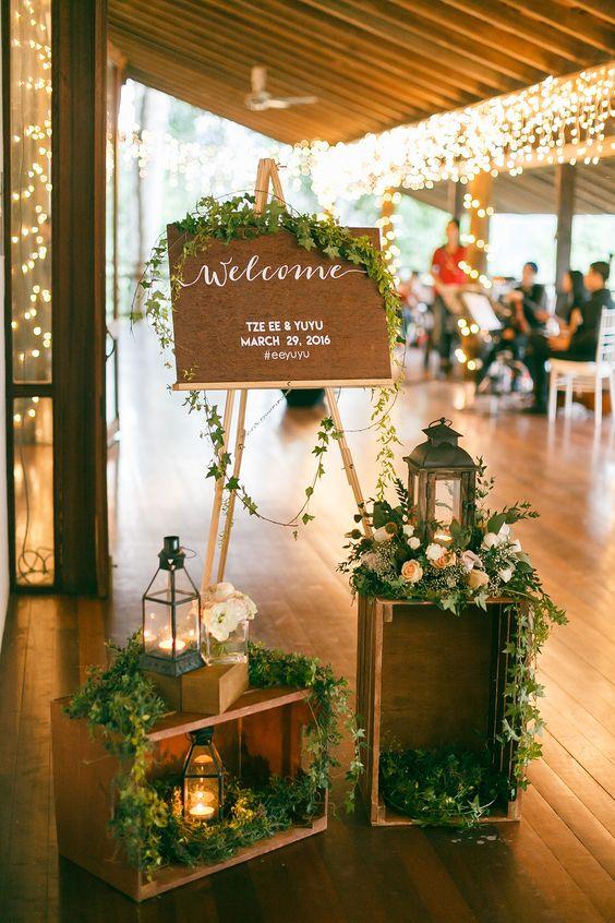 Greenery-Wedding-Ideas-For-Fashion-Forward-Brides