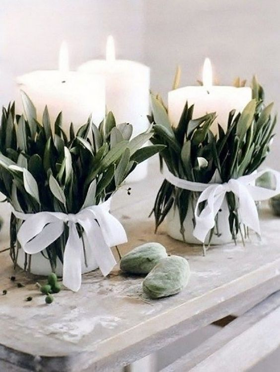 Greenery-Wedding-Ideas-For-Fashion-Forward-Brides
