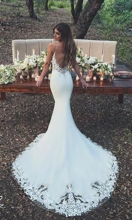 Mermaid-Wedding-Dresses-To-Excite-You