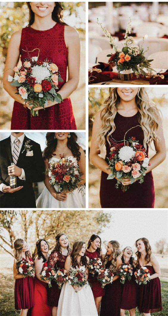 Most Popular Fall Wedding Ideas You'll Fall In Love With