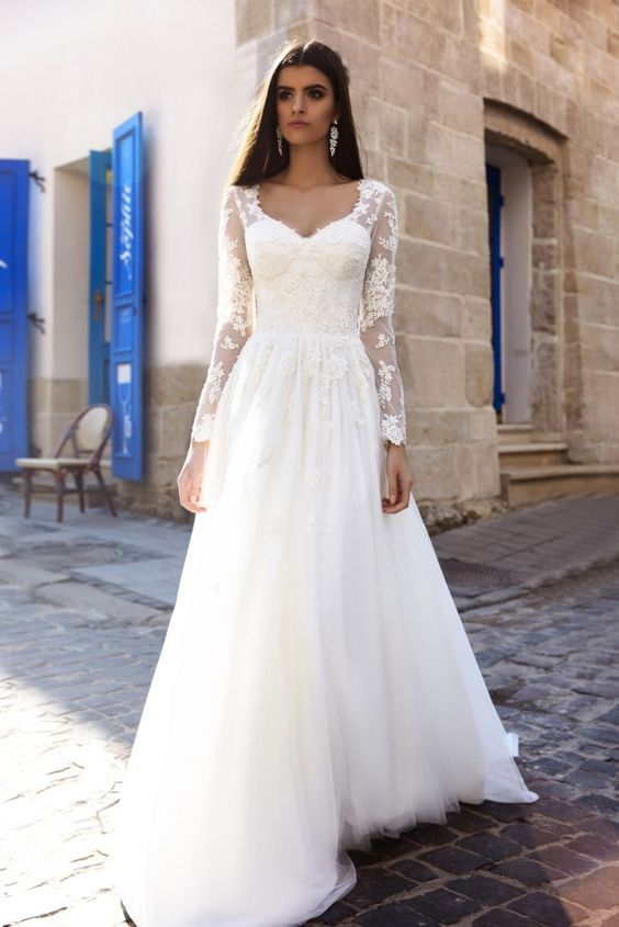 Simple Rustic Wedding Dresses
