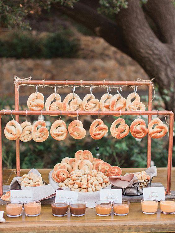 Unique-Wedding-Food-Dessert-Table-Display-Ideas