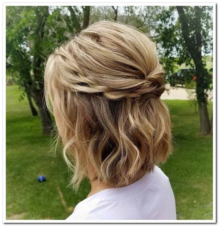 16 Gorgeous Medium Length Wedding Hairstyles: 24 Medium Length Wedding Hairstyles For 2020