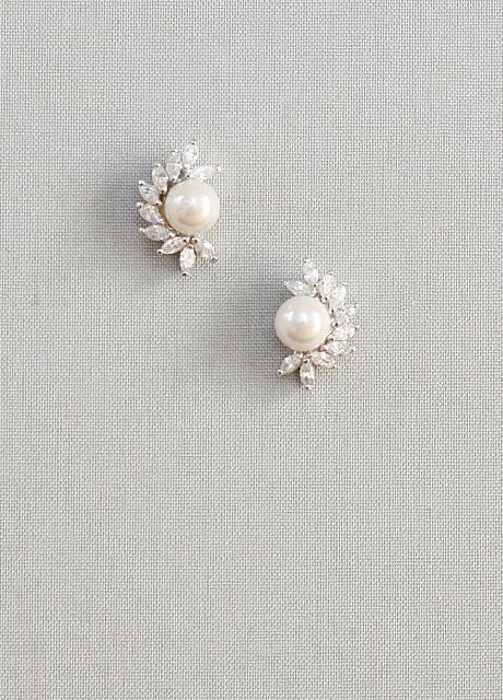 Amazing Pearl Wedding Accessories Worth Stealing
