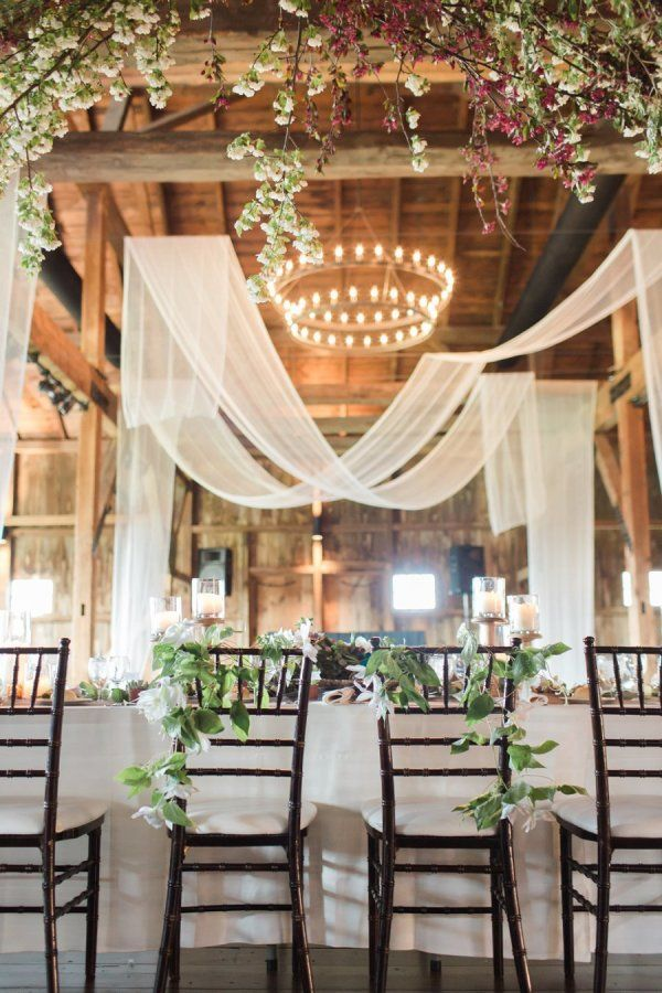 Edgy Wedding Hanging Decorations to Rock