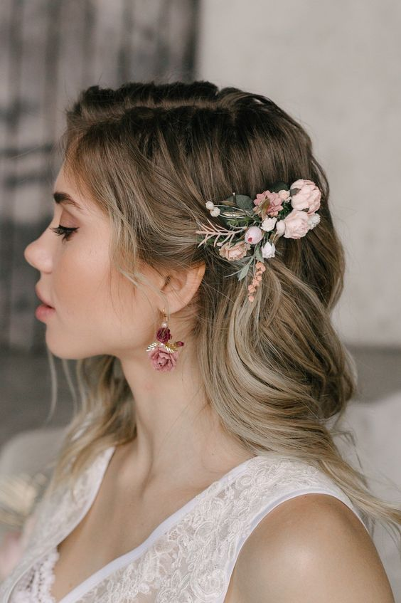 Eye-catching Statement Bridal Earrings That Wow
