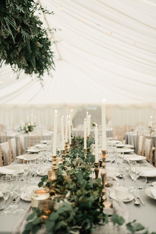 Luxurious Gold Wedding Décor Ideas to Rock