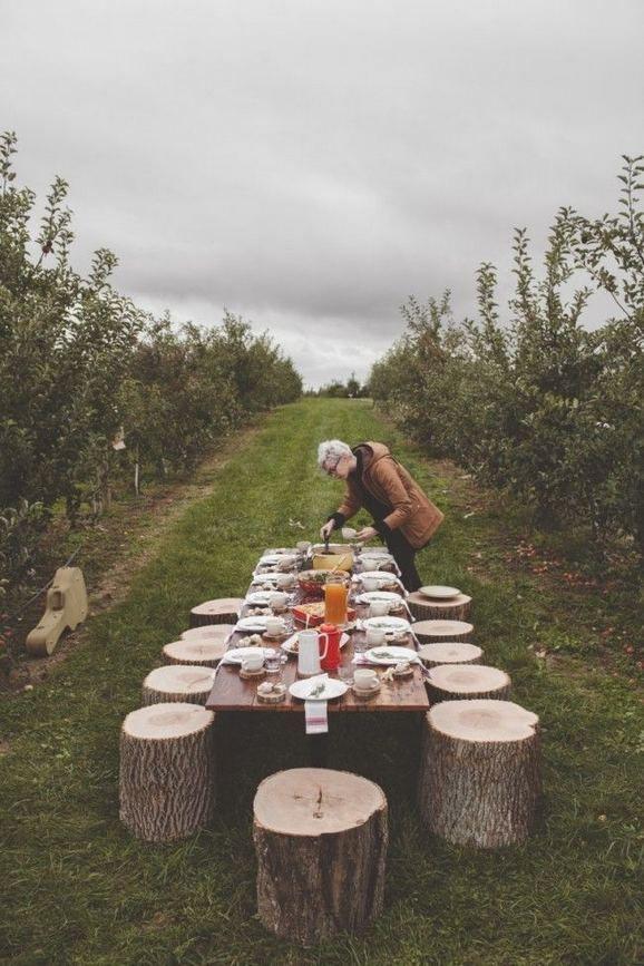Rustic Fall Vineyard Wedding Ideas