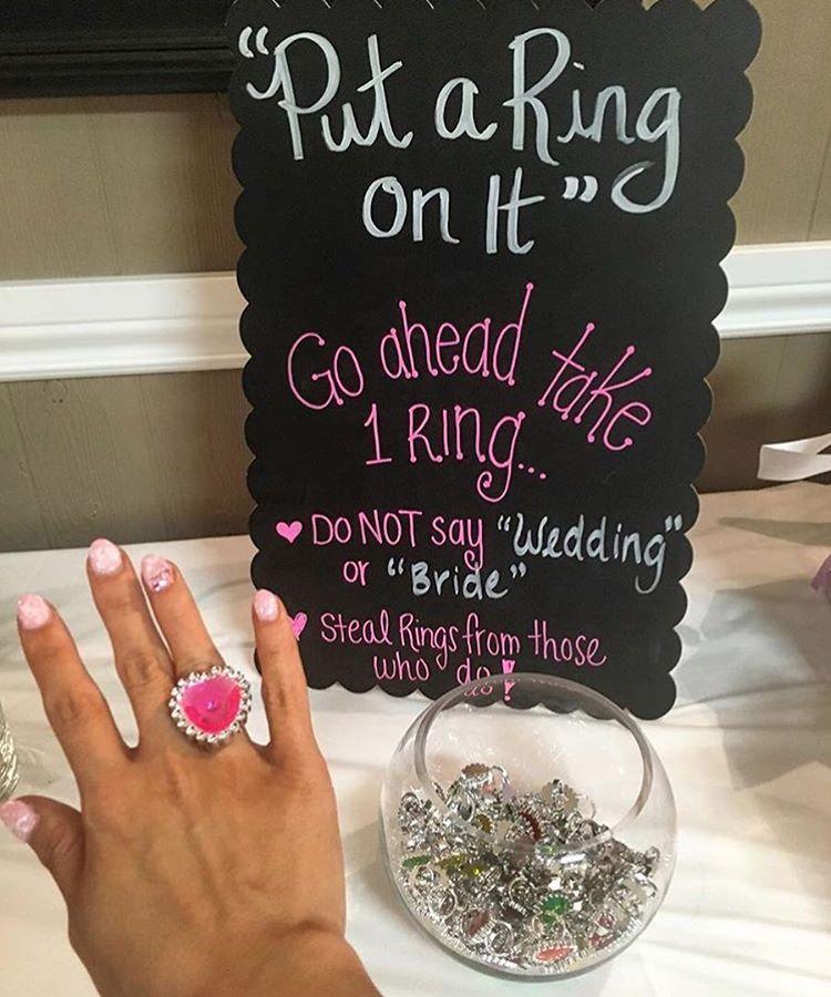 19 Super Fun Bridal Shower Ideas You Can T Miss