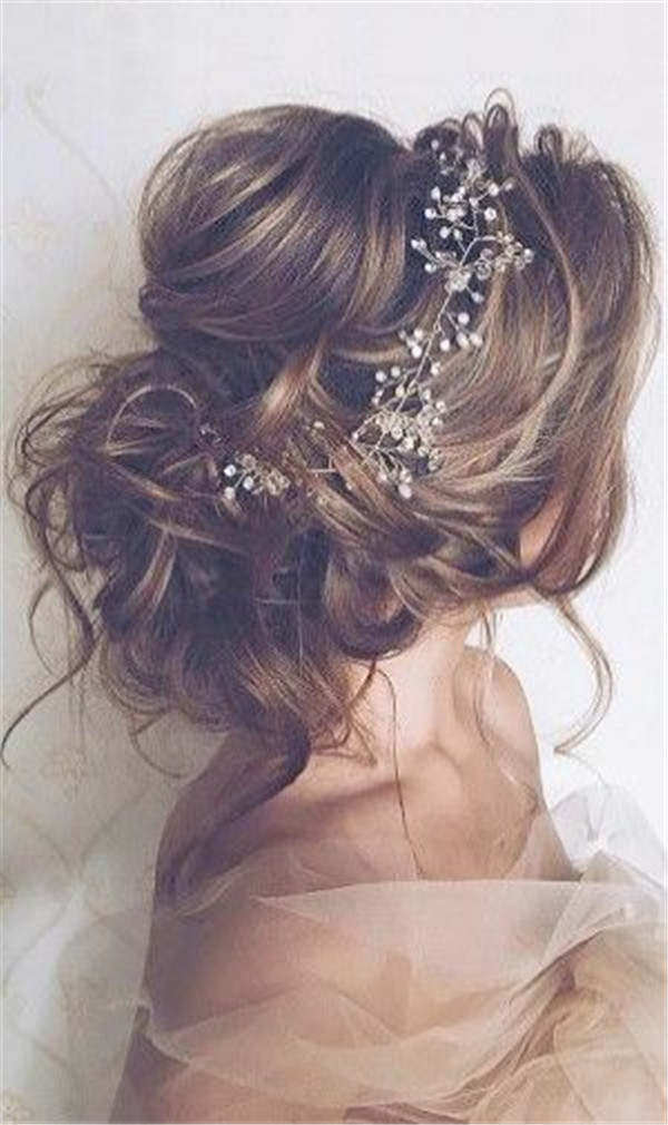 35 Hairstyles for Rustic Weddings - Mrs to Be