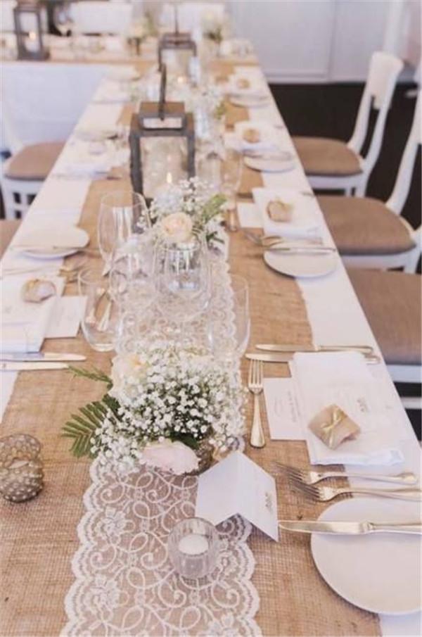 Rustic Burlap Wedding Ideas to Shine