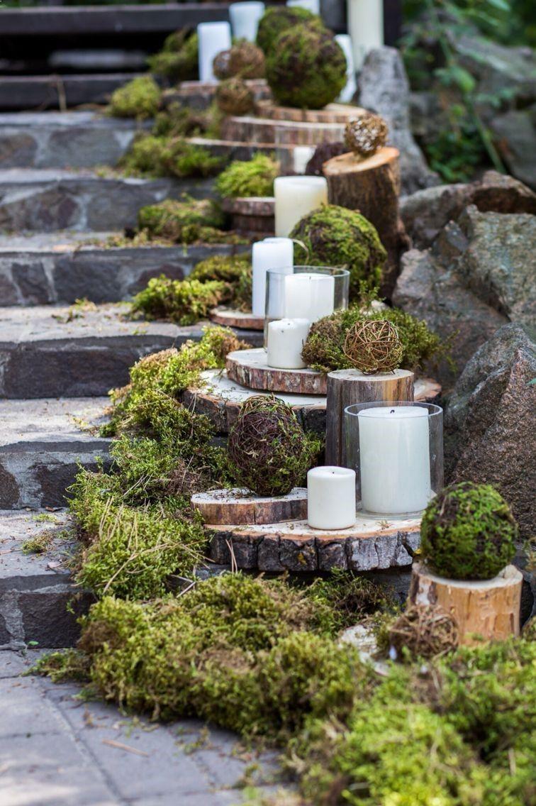 Swoon-worthy Woodland Wedding Inspirations