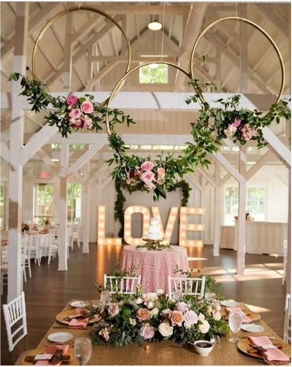 Awesome Floral Wedding Decorations That Wow