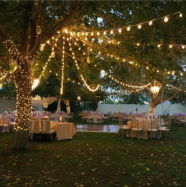 10 Stunning Backyard Wedding Ideas To Excite You - Mrs to Be