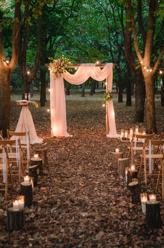 Stunning Backyard Wedding Ideas