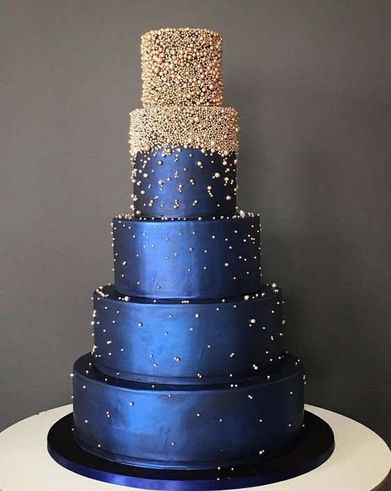 Timeless Navy Blue Wedding Ideas You Will Enjoy