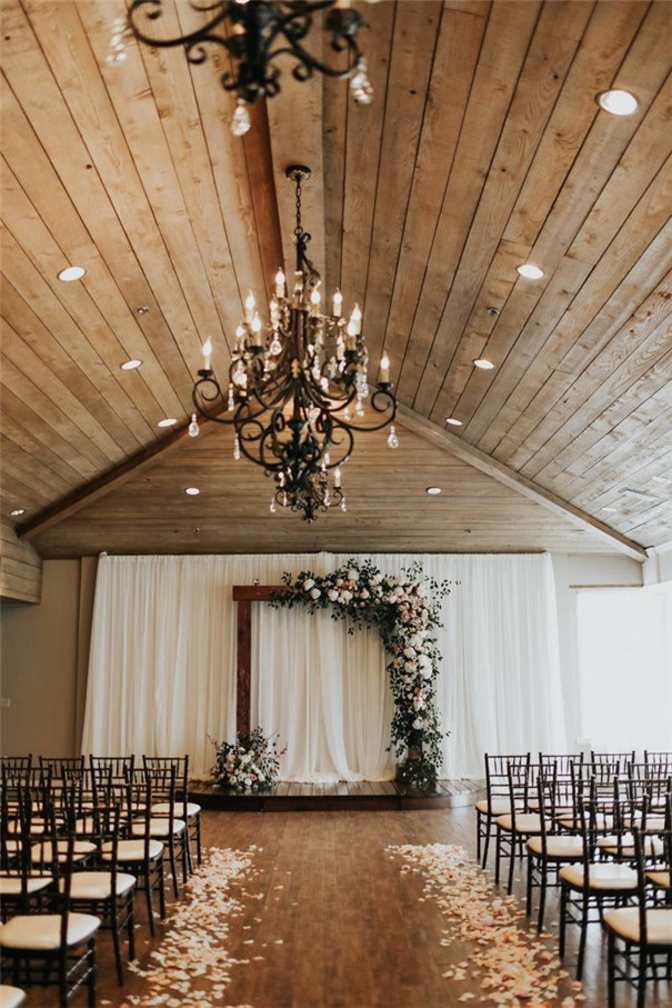 Genius Wedding Ceremony Decoration Ideas